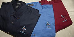 custom embroidery shirts